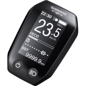 Shimano Steps SC-E6010 Imformation Display black